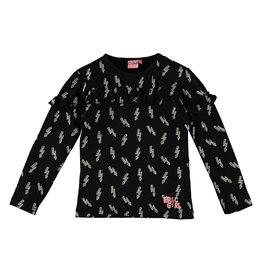 O'Chill O'Chill meiden shirt Tirza Black