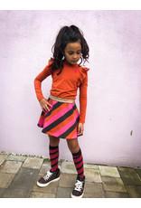 Quapi Quapi meisjes sokken Djenti Multi Color