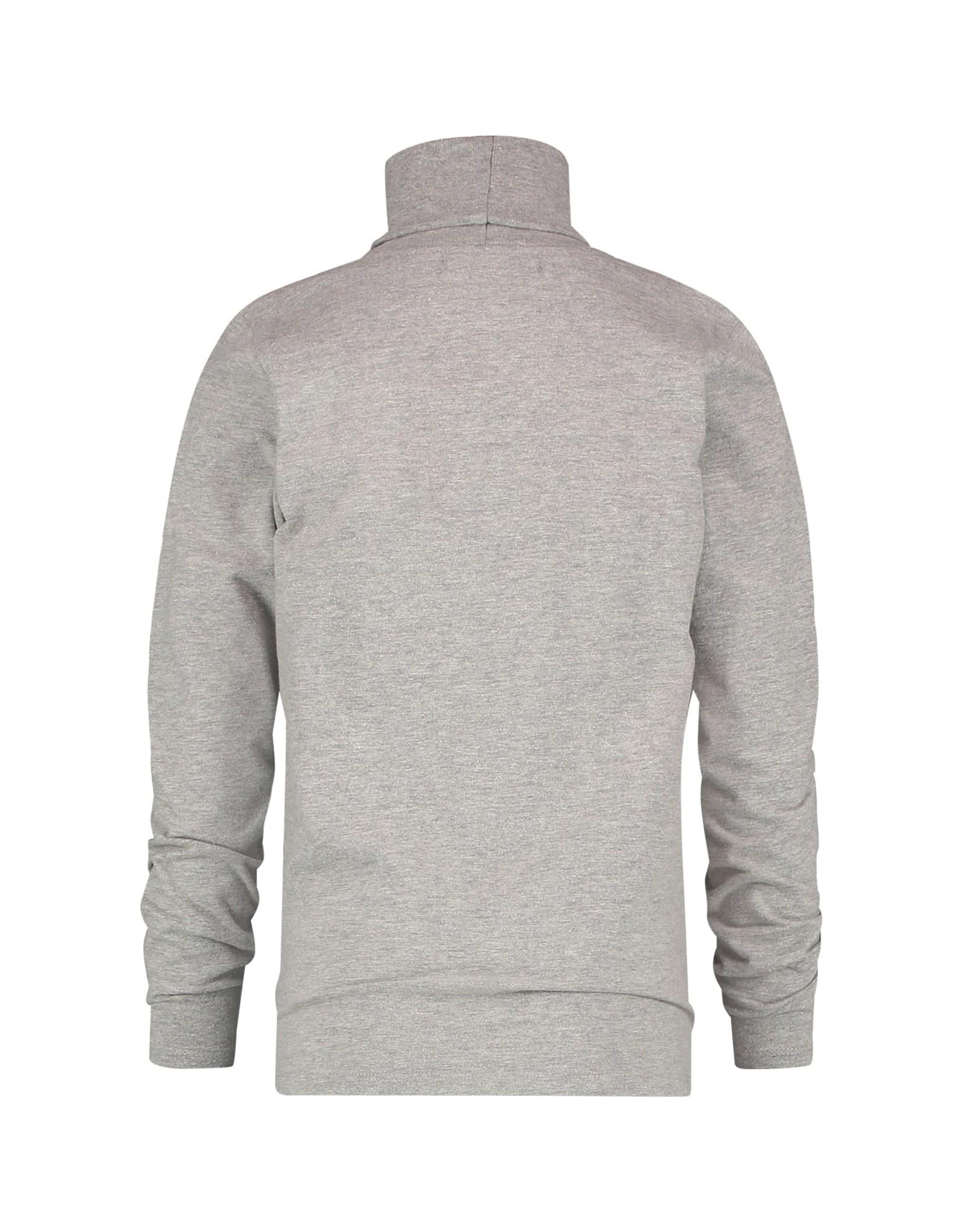 Vingino Vingino jongens coll shirt Jace Grey Mele