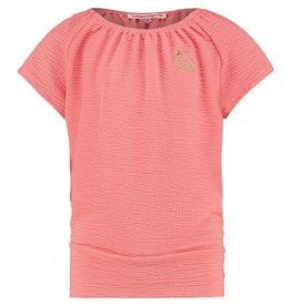 Vingino Vingino meiden t-shirt Hisne Peach Pink