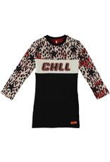 O'Chill O'Chill Sport meiden jurk Xade Black