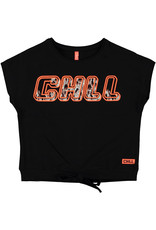 O'Chill O'Chill Sport meiden t-shirt Zyrah Black