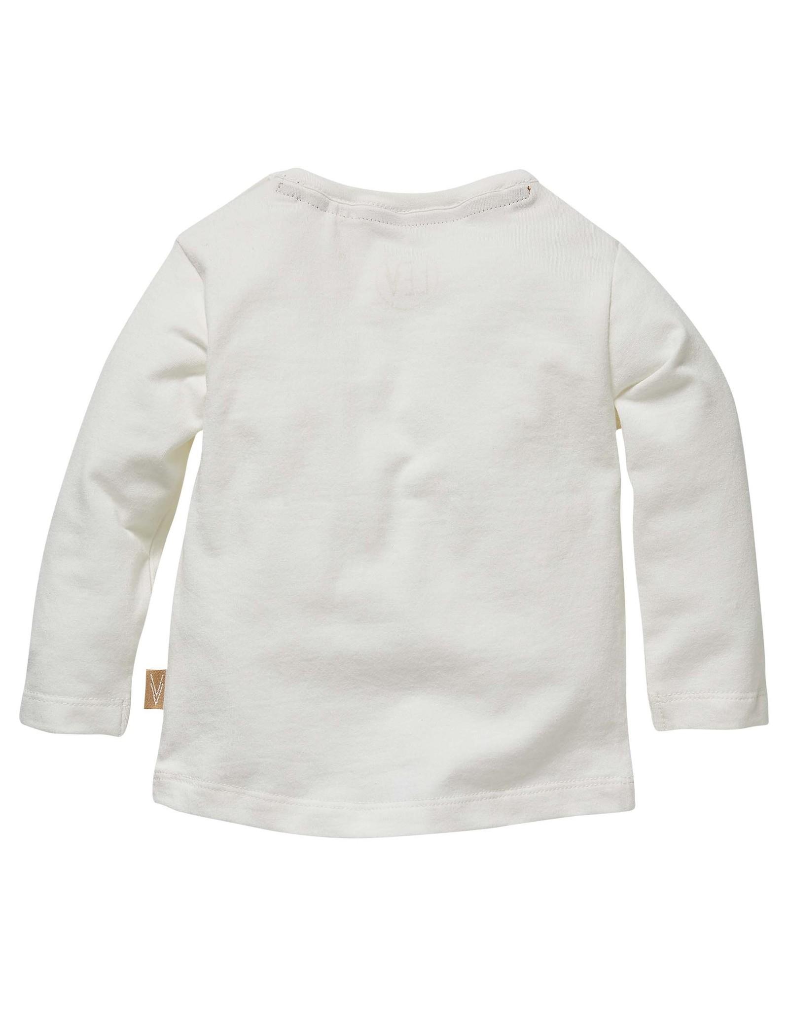 LEVV Levv newborn baby jongens shirt Lennox