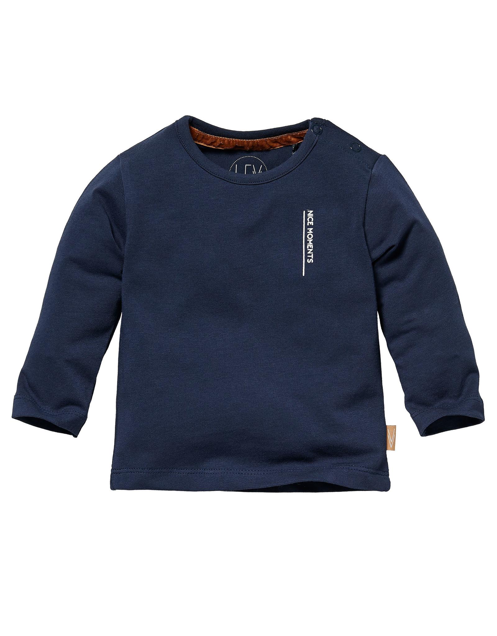 LEVV Levv newborn baby jongens shirt Lenn