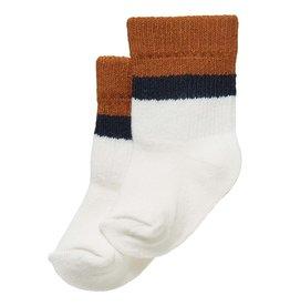 LEVV Levv newborn baby meisjes sokken Lot Caramel