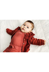 LEVV Levv newborn baby meisjes vest Lizet