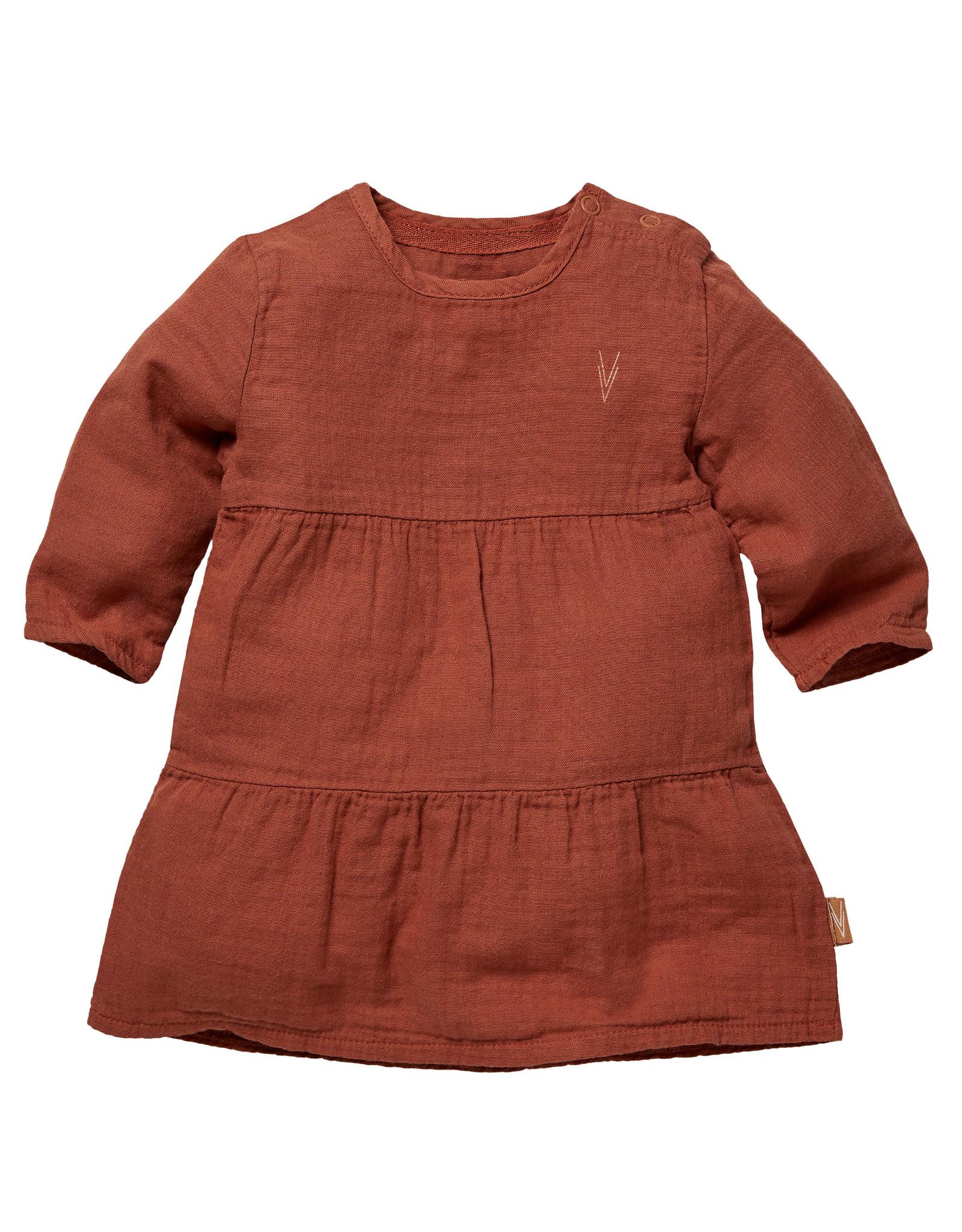 LEVV Levv newborn baby meisjes jurk Laila