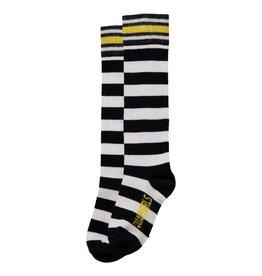 Quapi Quapi meisjes sokken Franca Black Stripe
