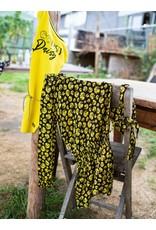 Quapi Quapi meisjes jurk Fanny Summer Yellow Daisy