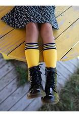 Quapi Quapi meisjes sokken Franca Summer Yellow