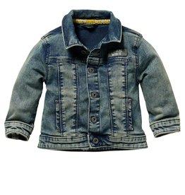 Quapi Quapi baby jongens spijkerjack Gers Vintage Blue