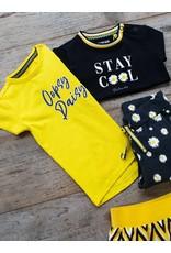 Quapi Quapi baby meisjes t-shirt Ghis Summer Yellow
