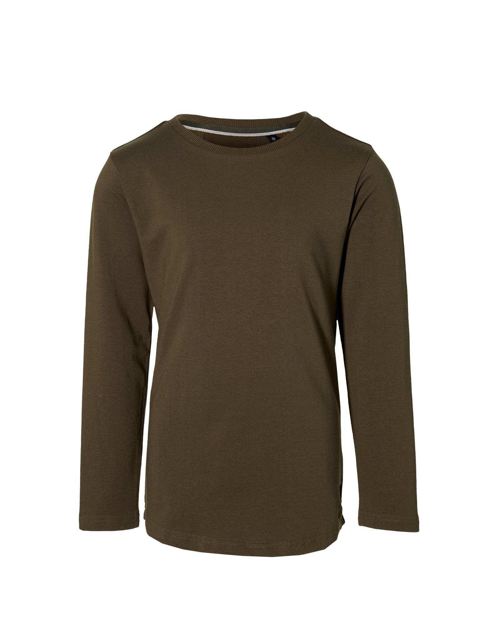 LEVV Levv jongens shirt Mario Olive