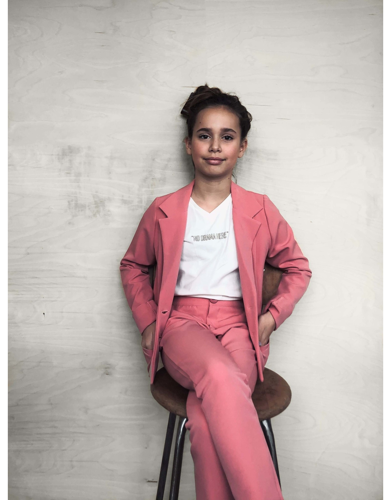 LEVV Levv meiden broek Mijntje Rose Pink