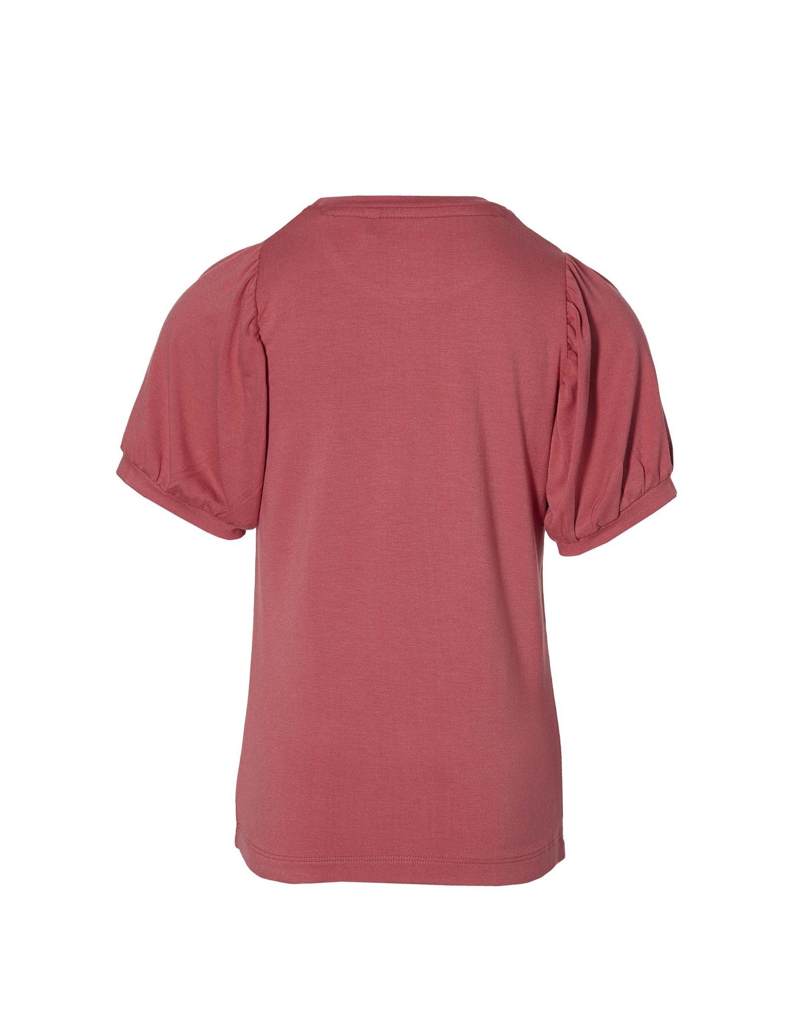 LEVV Levv meiden t-shirt Maria Rose Pink