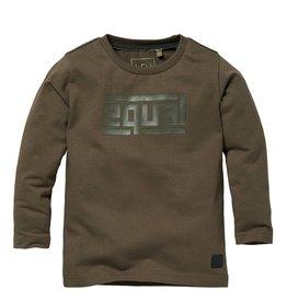 LEVV Levv jongetjes shirt Nash Olive