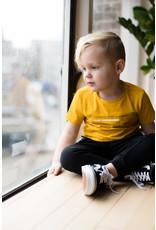 LEVV Levv jongetjes t-shirt Nando Old Yellow