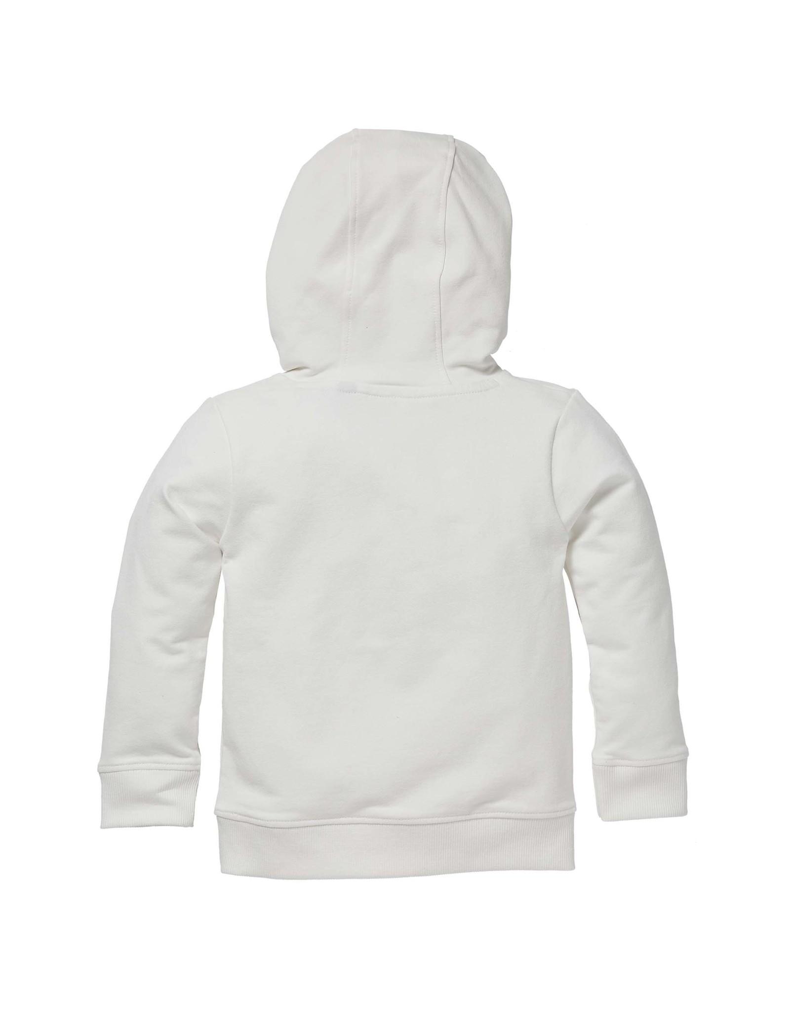 LEVV Levv jongetjes hoodie Nevin Off White