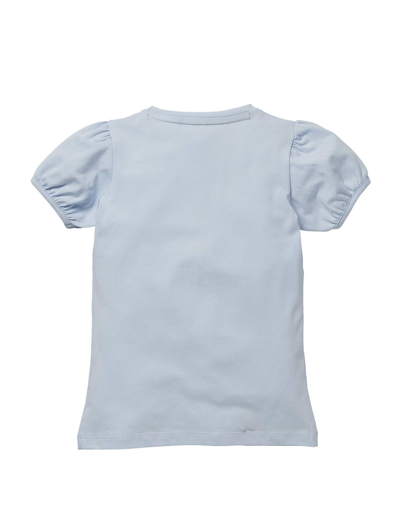 LEVV Levv meisjes t-shirt Nicole Sky Blue