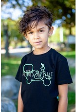 B'Chill B'Chill jongens t-shirt Benjamin Black