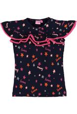 O'Chill O'Chill meiden t-shirt Djeslyn Navy