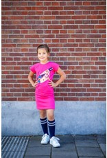 O'Chill O'Chill meiden jurk Leah Pink
