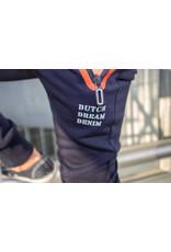 DDD DDD jongens joggingbroek Mstari Blue dubbele kniestukken