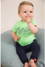 Dirkje Dirkje baby jongens t-shirt SURF green