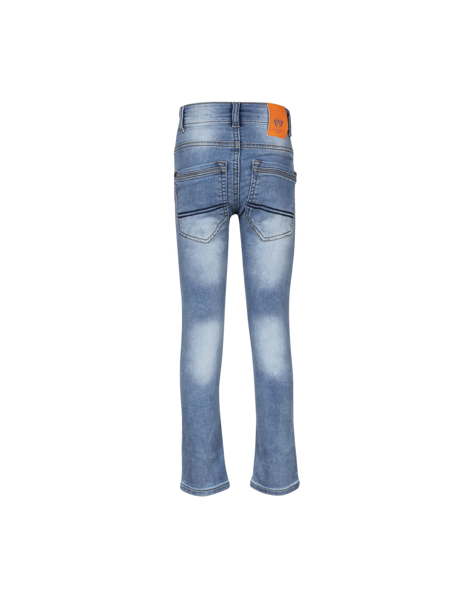 DDD DDD jongens slim fit jogg jeans Gumu Blue