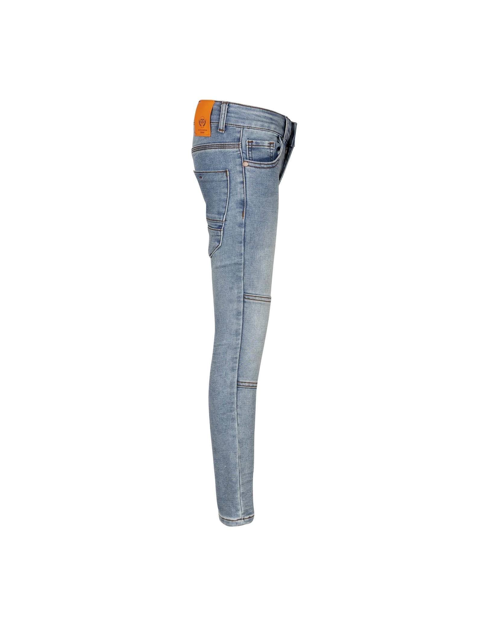 DDD DDD jongens extra slim fit jogg jeans Umbile Blue