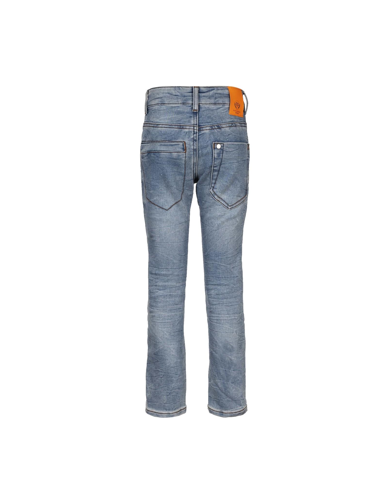 DDD DDD jongens slim fit jogg jeans Peleka Blue
