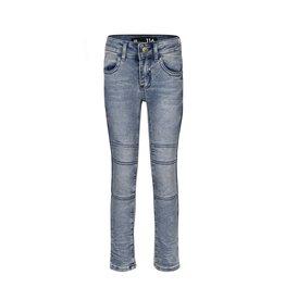 DDD DDD jongens extra slim fit jogg jeans Penya Blue