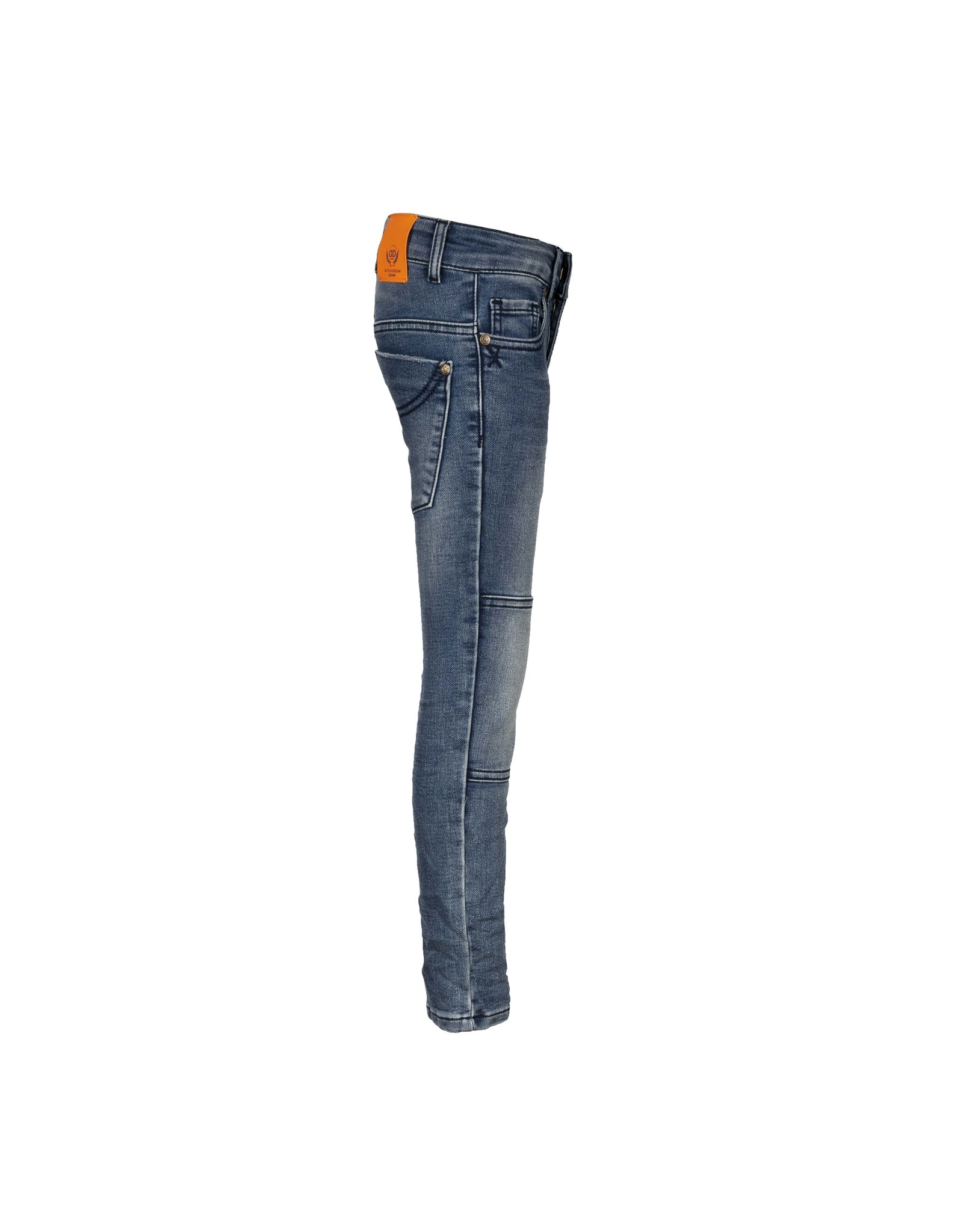 DDD DDD jongens extra slim fit jogg jeans Figo Blue