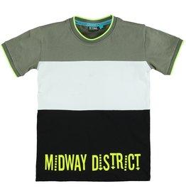 B'Chill B'Chill jongens t-shirt Claudio Multi