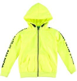 B'Chill B'Chill jongens vest Isaac Yellow