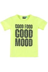 B'Chill B'Chill jongens t-shirt Alex Yellow