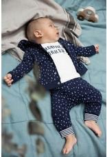 Dirkje Dirkje baby jongens newborn joggingbroek xx Navy