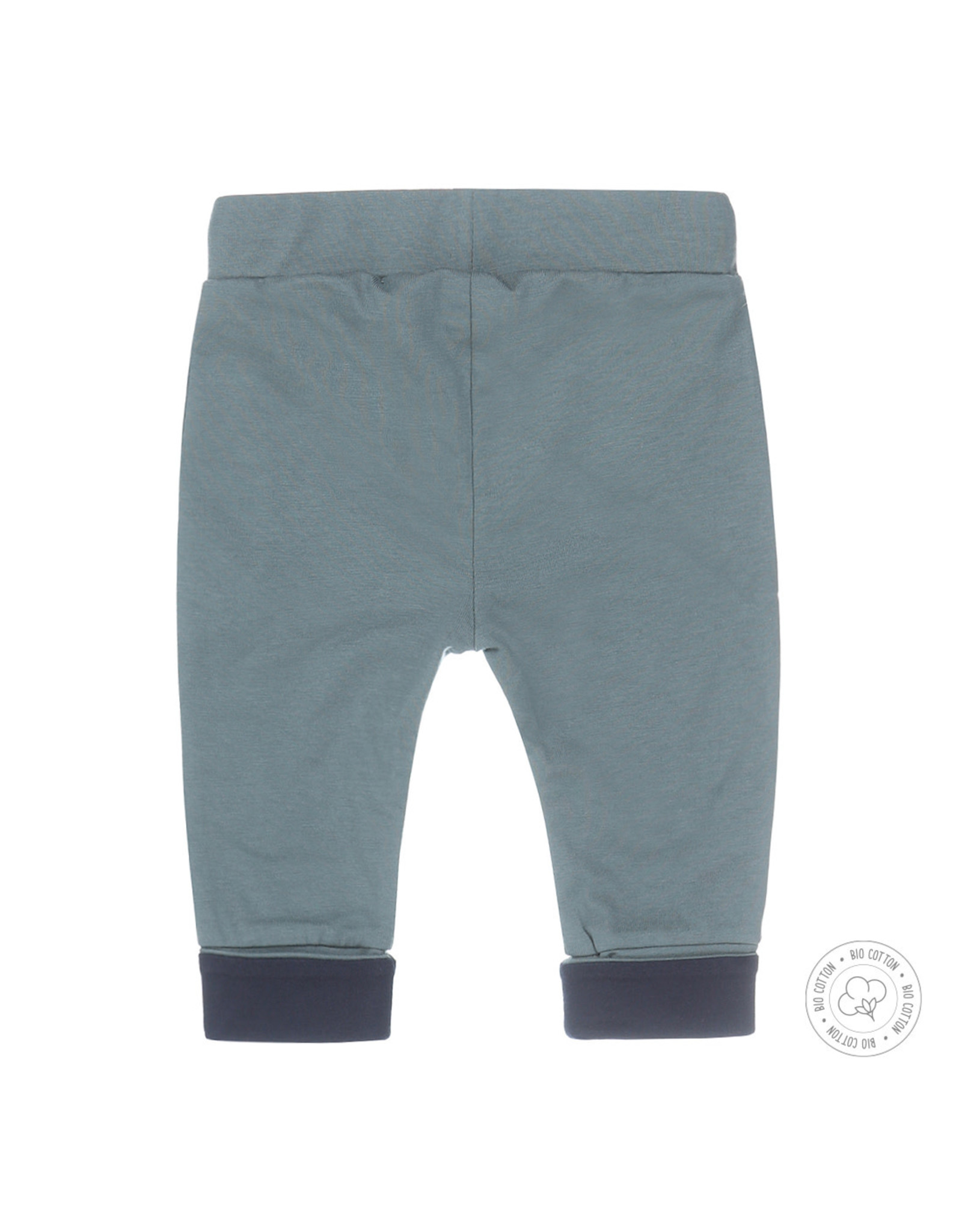 Dirkje Dirkje baby jongens newborn joggingbroek Dusty Green