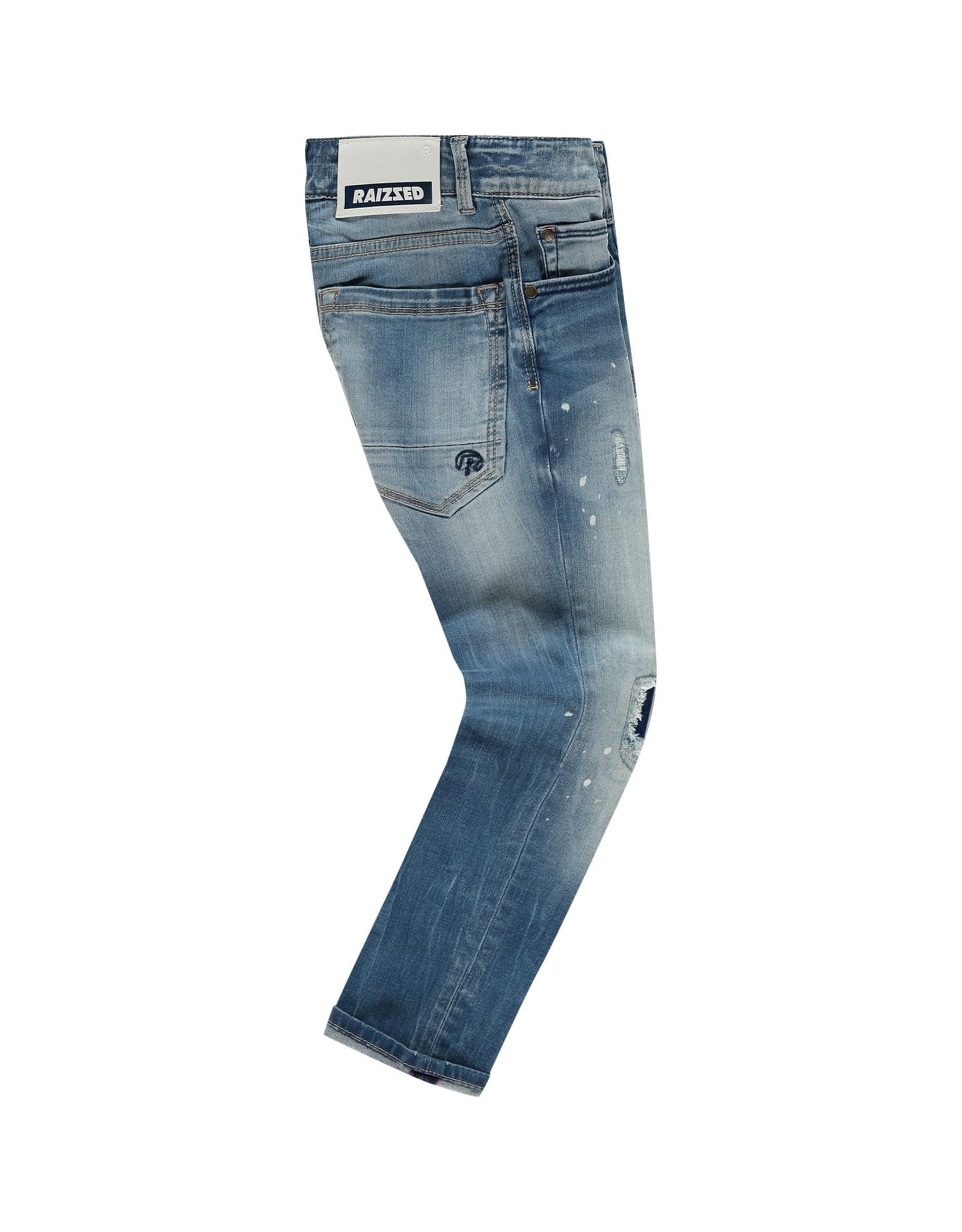 Raizzed Raizzed jongens skinny jeans Tokyo Dark Blue Stone S21