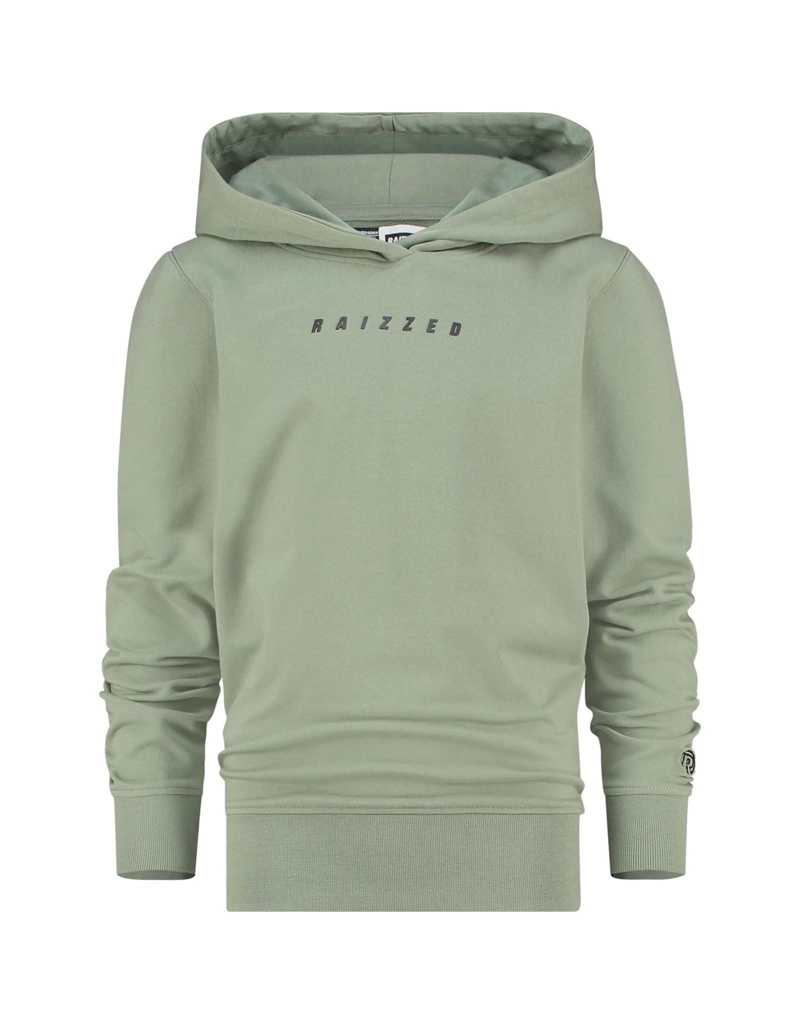 Raizzed Raizzed jongens hoodie New Castle New Olive