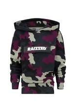 Raizzed Raizzed jongens hoodie Norwich Camouflage Green S21