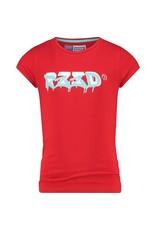 Raizzed Raizzed meiden t-shirt Salzburg Blast Red S21