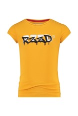 Raizzed Raizzed meiden t-shirt Salzburg Fresh Ochre S21