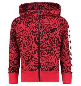 Raizzed Raizzed meiden vest Tofino Blast Red S21