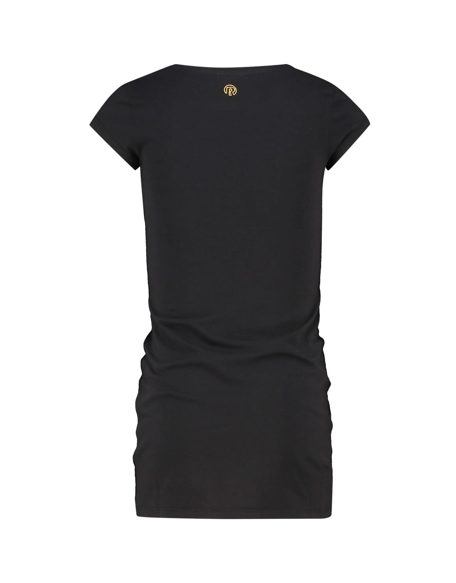 Raizzed Raizzed meiden jurk Taipei Deep Black S21