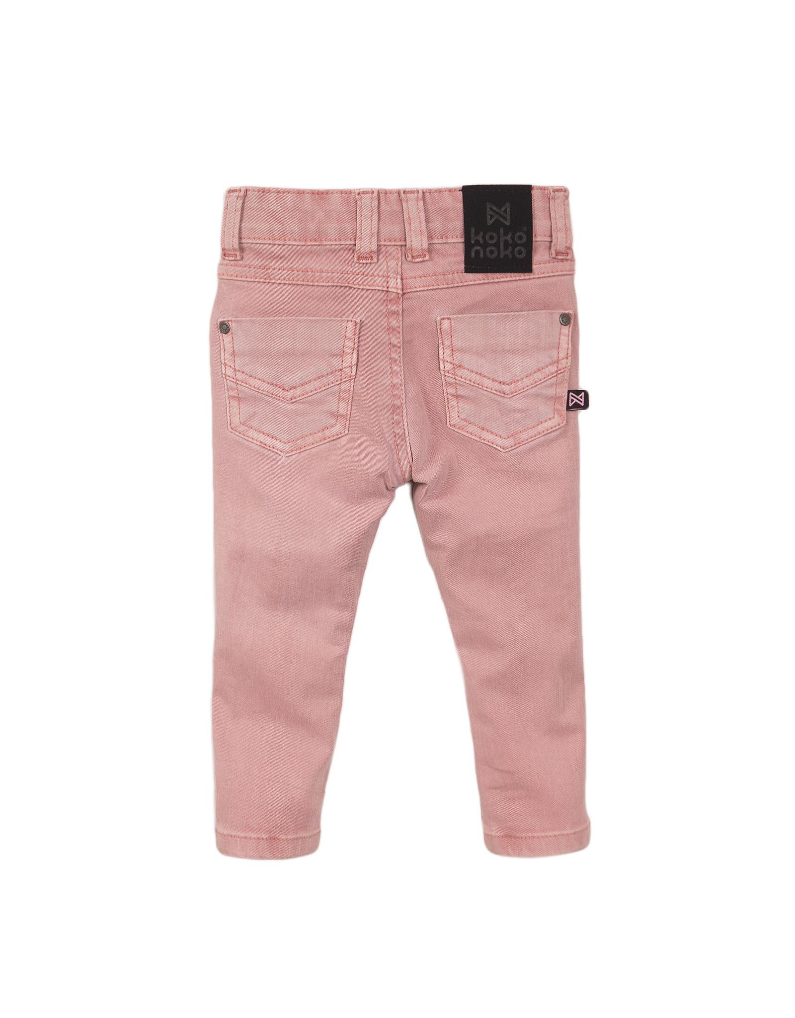 Koko Noko Koko Noko meisjes skinny jeans Pink