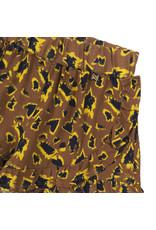 Koko Noko Koko Noko meisjes korte broek panterprint Camel
