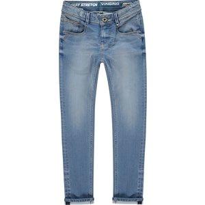 Vingino Vingino jongens 4-way stretch skinny jeans Alfons Light Vintage