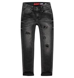 Vingino Vingino jongens super soft skinny jeans Amos Light Grey