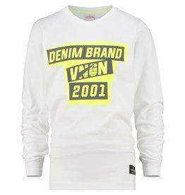 Vingino Vingino jongens shirt Hective Real White